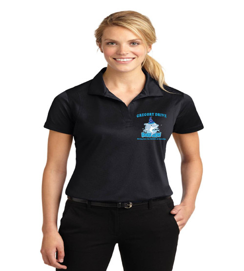 Gregory drive ladies dri fit polo