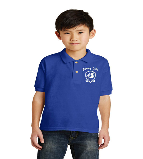 spring lake uniform polo