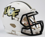 Central Florida UCF Nights NCAA Riddell Revolution SPEED Mini Helmet
