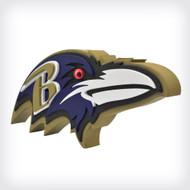 Baltimore Ravens 3D Fan Foam Logo Sign