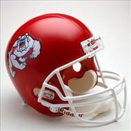 Fresno State Bulldogs Riddell Full Size Replica Helmet
