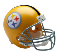 Pittsburgh Steelers Throwback 1962 Riddell Full Size Replica Helmet