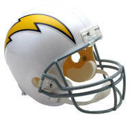 San Diego Chargers Throwback 1961-73 Riddell Full Size Replica Helmet