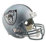 Oakland Raiders Throwback 1963 Riddell Full Size Replica Helmet