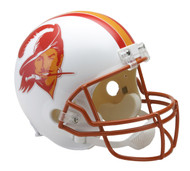 Tampa Bay Buccaneers Throwback 1976-96 Riddell Full Size Replica Helmet