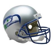 Seattle Seahawks Throwback 1983-2001 Riddell Full Size Replica Helmet