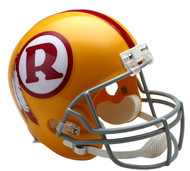 Washington Redskins Throwback 1970-71 Riddell Full Size Replica Helmet