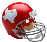 Dallas Texans Throwback 1960-62 Riddell Full Size Replica Helmet