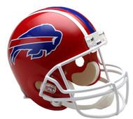 Buffalo Bills Throwback 1987-2001 Riddell Full Size Replica Helmet