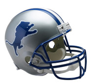 Detroit Lions Throwback 1983-2002 Riddell Full Size Replica Helmet