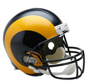 Los Angeles Rams Throwback 1981-99 Riddell Full Size Replica Helmet
