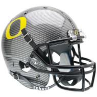 Oregon Ducks Schutt SPECIAL CARBON FIBER Full Size Replica Helmet