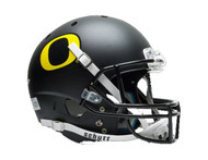 Oregon Ducks Schutt XP Full Size Replica Helmet - Flat Black