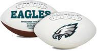 Signature Series NFL Philadelphia Eagles Autograph Full Size Football