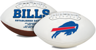 Signature Series NFL Buffalo Bills Autograph Full Size Football
