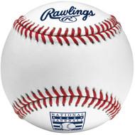 MLB Hall of Fame Rawlings Official Baseball