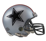Dallas Cowboys 1976 Riddell Mini Helmet