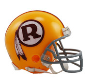 Washington Redskins 1970-71 Riddell Mini Helmet
