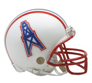 Houston Oilers 1981-96 Riddell Mini Helmet