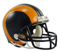 Los Angeles Rams 1981-99 Riddell Mini Helmet