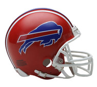 Buffalo Bills 1987-2001 Riddell Mini Helmet