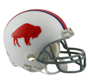 Buffalo Bills 1965-73 Riddell Mini Helmet