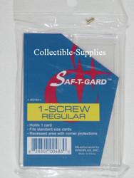 1-Screw REGULAR Card Holders (50 count Case)