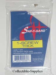 1-Screw THICK Card Holders (50 count Case)