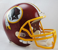 Washington Redskins Riddell Full Size Replica Helmet