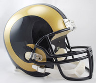 Los Angeles Rams 2000-2016 Riddell Full Size Replica Helmet