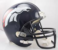 Denver Broncos Riddell Full Size Replica Helmet