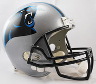 Carolina Panthers Riddell Full Size Replica Helmet