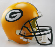 Green Bay Packers Riddell Full Size Replica Helmet