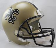 New Orleans Saints Riddell Full Size Replica Helmet