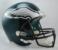 Philadelphia Eagles Riddell Full Size Replica Helmet