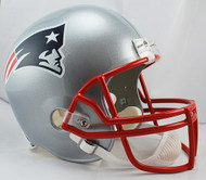 New England Patriots Riddell Full Size Replica Helmet