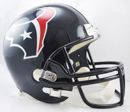 Houston Texans Riddell Full Size Replica Helmet
