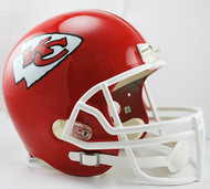 Kansas City Chiefs Riddell Full Size Replica Helmet