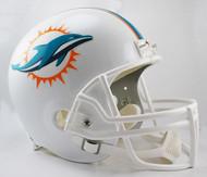 Miami Dolphins Riddell Full Size Replica Helmet