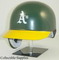 Oakland A's Rawlings Classic REC Full Size Baseball Batting Helmet
