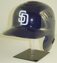 San Diego Padres Rawlings Coolflo LEC Full Size Baseball Batting Helmet