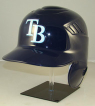 Tampa Bay Rays Rawlings Coolflo LEC Full Size Baseball Batting Helmet