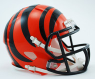 Cincinnati Bengals Revolution SPEED Mini Helmet