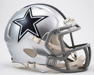 Dallas Cowboys Revolution SPEED Mini Helmet