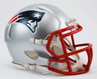 New England Patriots Revolution SPEED Mini Helmet