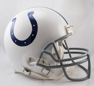 Indianapolis Colts Riddell Full Size Authentic Proline Helmet