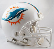 Miami Dolphins Riddell Full Size Authentic Proline Helmet