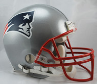 New England Patriots Riddell Full Size Authentic Proline Helmet