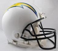 Los Angeles Chargers Riddell Full Size Authentic Proline Helmet