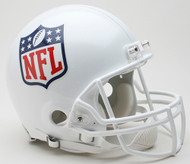 NFL Shield Riddell Full Size Authentic Proline Helmet